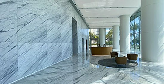 Liberty Associates Building Lobby